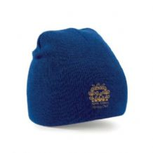 North Kildare Hockey Club Royal Blue Beanie
